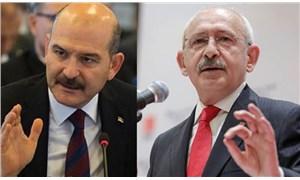 Kılıçdaroğlu'nun 'El ele tutuşma' eleştirisine Soylu'dan yanıt: Mafyayı çökerttik