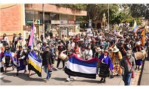 Kolombiya'da taraflar masada