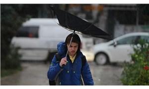 Meteoroloji'den uyarı: Doğuda sağanak, batıda poyraz etkili olacak