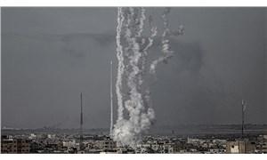 Gazze Şeridi'nden Batı Kudüs'e 6 roket atıldı