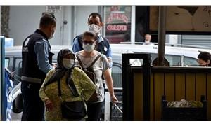 İzmir'de 10 günde 34 milyon 171 bin 282 lira koronavirüs cezası