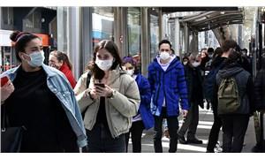 Koronavirüs: Günlük vaka sayısı 14 Mart'tan bu yana ilk kez 15 binin altında