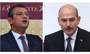 CHP'li Özel'den Soylu'ya: Her suçluyla fotoğrafı çıkan suç işleri bakanı