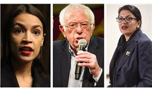 """Demokrat Parti'de İsrail'in saldırılarına tepkiler: """"İsrail, Filistinlilere karşı apartheid sistemi uyguluyor"""""""