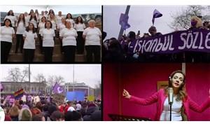Fındıklı Belediyesi Kadın Korosu ve CHP'li İlgezdi'den İstanbul Sözleşmesi türküsü