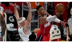 Russell Westbrook, NBA tarihine geçti