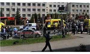 Tataristan'in başkenti Kazan'da okula silahlı saldırı: 11 ölü