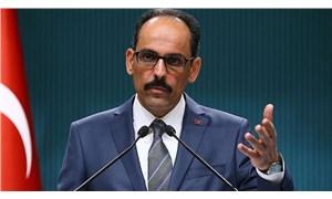 """Akşener'in """"Esad'la görüşülüyor diye duydum"""" açıklamasına Saray'dan yanıt"""