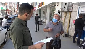 'Pişmiş tavuk almaya gidiyorum' diyen yaşlı yurttaşa 4 bin lira ceza