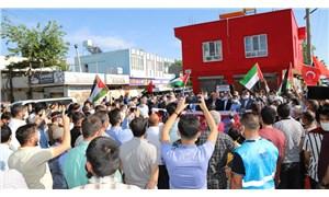 Tam kapanmaya rağmen Filistin eylemleri devam ediyor