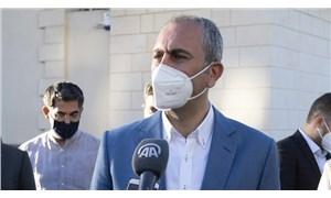 Adalet Bakanı Gül: İnşallah bayram vesilesiyle insanlık ve hukuk kazanır