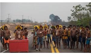 Brezilya'da muhalif yerli liderlerine soruşturma