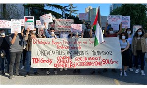 Gençlik Filistin halkının yanında, emperyalizmin karşısında