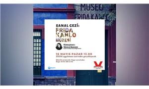 TAKSAV Kadıköy'den Kahlo Müzesi'ne sanal gezi