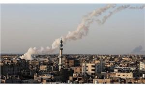 İsrail'in saldırılarında hayatını kaybeden Filistinlilerin sayısı 122'ye yükseldi