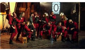 Netflix Türkiye'den 'La Casa de Papel' paylaşımı