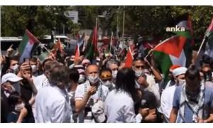 İHH'den tam kapanmada İsrail protestosu