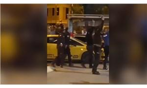 Beşiktaşlı taraftarların kutlamasına müdahale: Bekçiler havaya ateş açtı