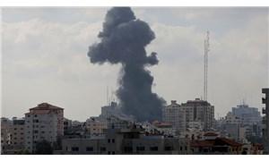 İsrail, Gazze Şeridi'nde bakanlık binalarını bombaladı