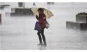 Meteoroloji uyardı: Birçok bölgede sağanak etkili olacak