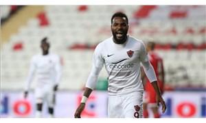 Süper Lig'in gol kralı Boupendza oldu