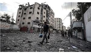 BM: İsrail'in Gazze'ye yönelik saldırıları nedeniyle 38 binden fazla Filistinli yerinden edildi