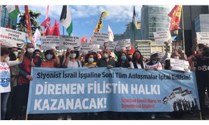 Filistin halkı yalnız değil
