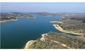 İstanbul barajlarındaki su seviyesi bir haftada yüzde 1,52 azaldı