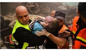 Filistinliler ölüyor, dünya seyrediyor