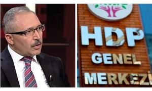 Abdulkadir Selvi'nin Selahattin Demirtaş'la ilgili yazdıklarına HDP'den yalanlama
