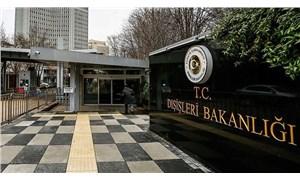 Dışişleri Bakanlığı'ndan ABD'ye 'Erdoğan' yanıtı