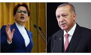 Erdoğan'dan Akşener'e 250 bin liralık manevi tazminat davası