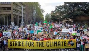 Avustralya'da 50 bin çocuk iklim grevine çıkıyor
