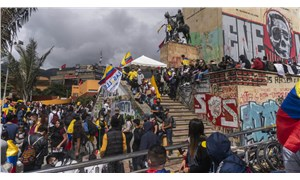 Kolombiya'da hükümet eylemcilerle uzlaşmaya yakın