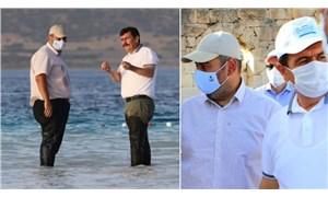 Burdur Valisi Ali Arslantaş'tan Erkam Yıldırım'a destek paylaşımı