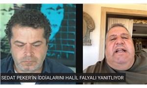 Halil Falyalı'dan açıklama: İddiaları reddetti, gazetecilerin şantaj yaptığını öne sürdü