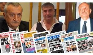 Kuzey Kıbrıs'ta gazeteler Sedat Peker'in itiraflarını manşetlere taşıdı: Adalı depremi