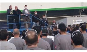 TPI Kompozit'te işçiler greve gidiyor