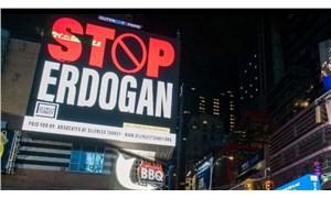ABD'deki 'Stop Erdoğan' ilanlarına yönelik 2 kişiye fezleke düzenlendi