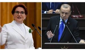 Erdoğan'ın Akşener'e yönelik sözlerine İYİ Parti'den yanıt: Erdoğan suçunu itiraf etti