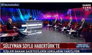 İsmail Saymaz'dan Süleyman Soylu yayını değerlendirmesi: Soylu, Süleyman Demirel taktiği izledi