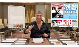 Muhalefeti Peker'e bel bağlamakla suçlayan Akit'in eski haberi: İş dünyasının önemli ismi Sedat Peker