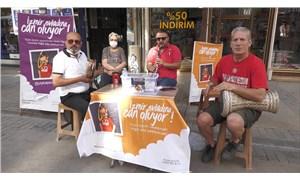 Müzisyenler, SMA hastası Yiğit Alp için sokaklarda