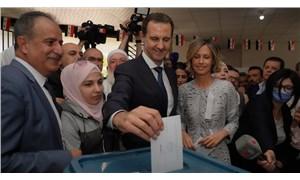Suriye'de seçimler başladı: Beşar Esad oyunu kullandı