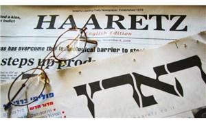 İsrailli gazete Haaretz, öldürülen Filistinli çocukların fotoğraflarını manşetine taşıdı