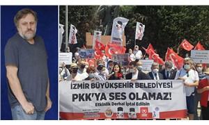 Perinçek taraftarları, Slavoj Zizek'i protesto etti