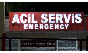 Sağlıkta şiddet bitmiyor: Ankara'da bir doktor bıçaklı saldırıya uğradı