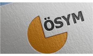 ÖSYM'den 'KPSS başvuru ücreti 300 lira oldu' haberlerine yalanlama