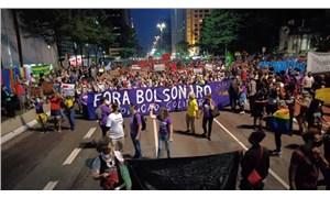 Brezilya'da yüzbinler, Bolsonaro'nun görevden alınması için sokakta