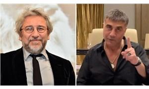 Can Dündar: Sedat Peker bana TIR haberleri nedeniyle 'Asılmayı hak ettin' diye mesaj göndermişti